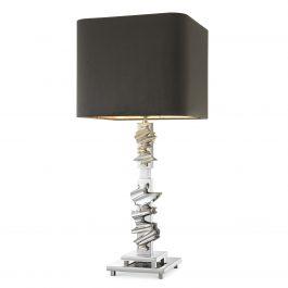 Table Lamp Abruzzo Nickel finish