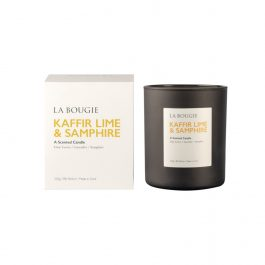Kaffir Lime & Samphire Scented Candle