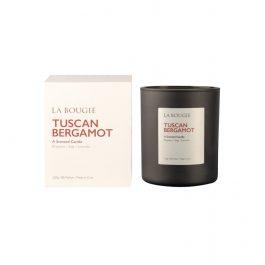 Tuscan Bergamot Scented Candle
