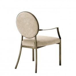 Scribe dining chair