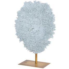 Large Pale Faux Coral