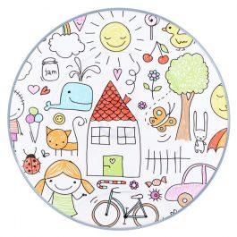 Children's tip top table – Sketch