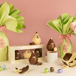 Large Assorted Chocolate Egg Stick