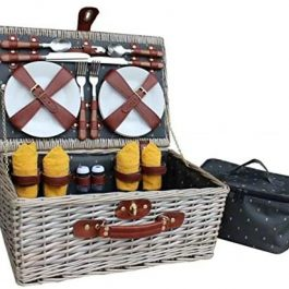 Nature 4 Person Fitted Basket